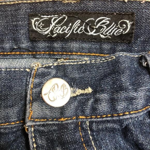 Men's Pacific Blue jeans